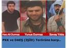 PKK ve DAEŞ (IŞİD) Terörüne karşı..
