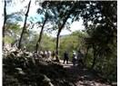 """Abla""nın Meksika, Guatemala, Honduras gezisi 10: Honduras, Copan – Rio Dulce"