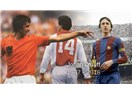 Futbol tarihini efsanelerinden Johann Cruyff'a saygı ile....