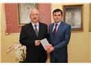 """""""Engel Olma Destek Ol"""" kitabının yazarı Mustafa Epik ile"""