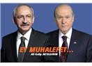 Ey muhalefet…
