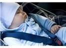 Bebeğiniz otomobilde uyuyorsa dikkat!