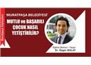 Muratpaşa Belediyesinin 6. aylık söyleşisinde Dr.Özgür Bolat'la tartıştık
