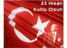 23 Nisan Ulusal Egemenlik ve Çocuk Bayramının tarihçesi...