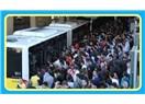 İstanbul güncesi-Metrobüs çilesi
