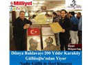 Dünya baklavayı 200 yıldır Karaköy Güllüoğlu'ndan yiyor – Nadir Güllü ile özel röportaj