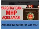Ankara'da hakimler var mı?