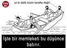 Gemi su almaya devam ediyorsa, hepimiz batıyoruz demektir // Türk fırtınası