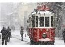 Karlı bir Metropol akşamı…
