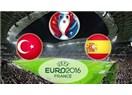 Hani biz bitti demeden bitmezdi, başlamadan bitiyor. Milli hezimet İspanya 3-Türkiye 0