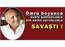 Yaşar Nuri  Öztürk Mekanın Cennet Olsun!