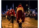 Darbenin ardından yabancı basında kahraman Türk milleti...