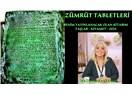 Zümrüt tabletleri ve benim yayınlanacak kitabım  Taşlar - Kıyamet - 2023