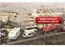 Cizre'de polise bomba yüklü araçla saldırı!