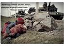 Savaşların ortasında kalan çocuklar