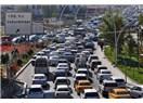 19.09.2016 - Okulların Açıldığı Pazartesi Günü Ankara'da Trafik Rezaleti