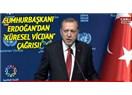 FETÖ'yü Türkiye'ye anlatan Türkiye Cumhurbaşkanı, şimdi dünyaya anlatmaya  çalışıyor!
