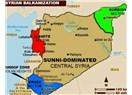 Barışa kavuşmuş Suriye = federal veya bölünmüş Suriye