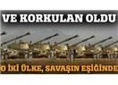 Türkiye-Irak savaşı kapıda mı?