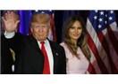 Donald Trump ABD'nin 45. Başkanı oldu.