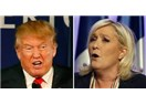 Donald Trump'tan sonra sırada Marine Le Pen var