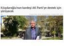Celal Kılıçdaroğlu'nun ağabeyi de AKP'nin hizmetinde...