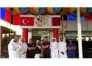 Teknik Adam Bulent Uygun Katar'da yakın dostu Seci Kuş'u ziyaret etti.