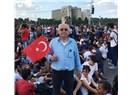 Fidel Castro uğurlama törenlerinde, bir çılgın Türk...