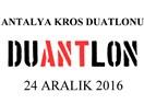 Antalya Kros DuAtlonu için halen vakit var