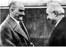 İsmet İnönü Atatürk'e ihanet etti mi?