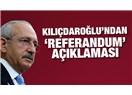 """Anayasa referandumu,"""" demokrasiden yana"""" olanlarla """"karşı olanların"""" mücadelesi midir?"""