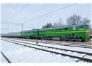 Bir ilk - Nahçıvan-Tebriz-Tahran-Meşhed yolcu treni ile 57 yolcu İran'a seyahat ediyor