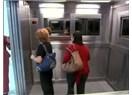 Asansördeki sapık ve hırsızlara dikkat