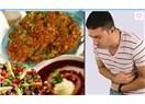 Gıda zehirlenmesi ve iyi gelen yiyecek, içecekler
