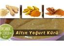 Altın yoğurt kürü(Yoğurt, Zerdeçal, Zencefil, Tarçın) ile zayıflama…