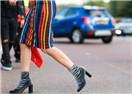 Kadife Botlar 2017 Ayakkabı Trend Listesinin Favorisi