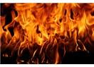 Aşk bir ateşe benzer...