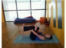 Haftanın son yoga dersi