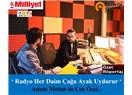 ''Radyo her daim çağa ayak uydurur'' Adem Metan ile özel Röportaj