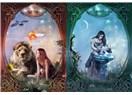 Sevgili yükselen Aslan ve sevgili yükselen Kovalar için Şubat…