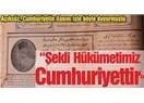 """Anayasa değişikliği ile hangi """"cumhuriyet"""" yıkılacak!"""