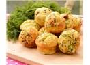 Peynirli Muffin