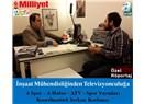 İnşaat Mühendisliğinden Televizyonculuğa - Serkan Korkmaz ile özel röportaj