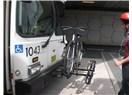 """""""Kanada'dan Türkiye'ye çevreci ilham"""": bisiklet aparatlı otobüsler"""