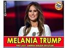 Amerika'nın first lady'si Melania Trump'tan mükemmel dua, bunlar Hz. İsa'nın ayak sesleri…
