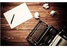 Yazmak için...