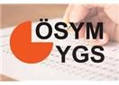Gençler size söylüyorum: YGS'yi bir deneme sınavı gibi düşünün.
