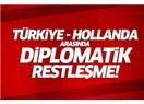 """Hollanda -Türkiye """"diplomatik krizi"""", Avrupa Birliği'nin, dağılma çanlarını çaldırabilir..."""
