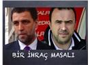 "Galatasaray'da  bir ""ihraç masalı"""