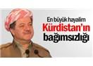 """Barzani'nin, bilmem kaçıncı """"bağımsızlık"""" duyurusu... Yoksa, ABD ve Türkiye'den yüz mü buluyor?"""